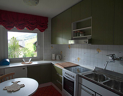 Apartment 1: kitchen